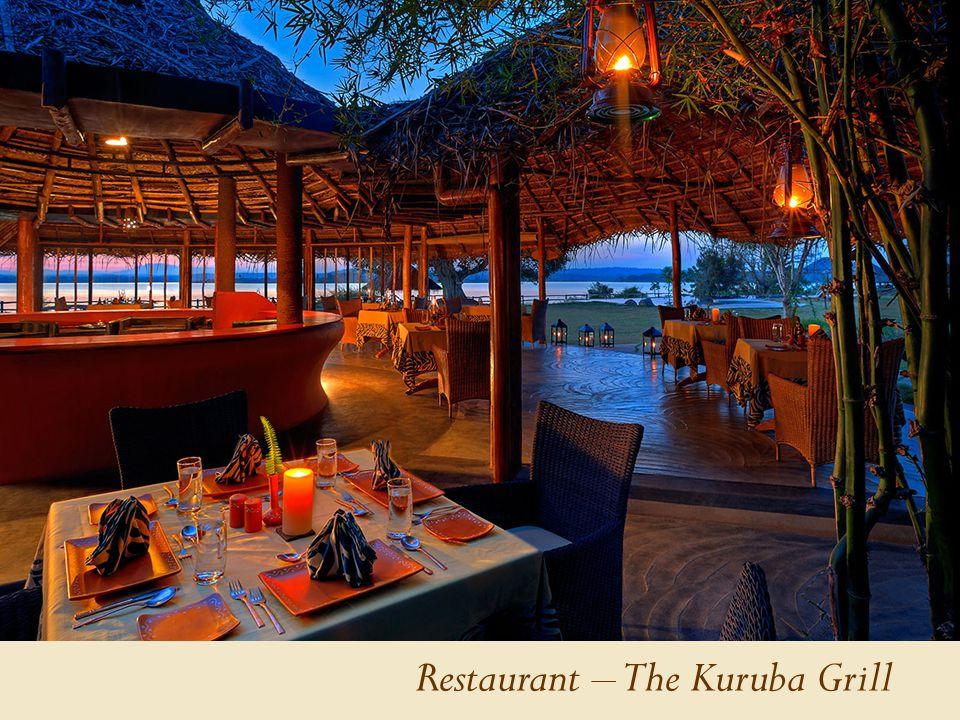 Restaurant – The Kuruba Grill