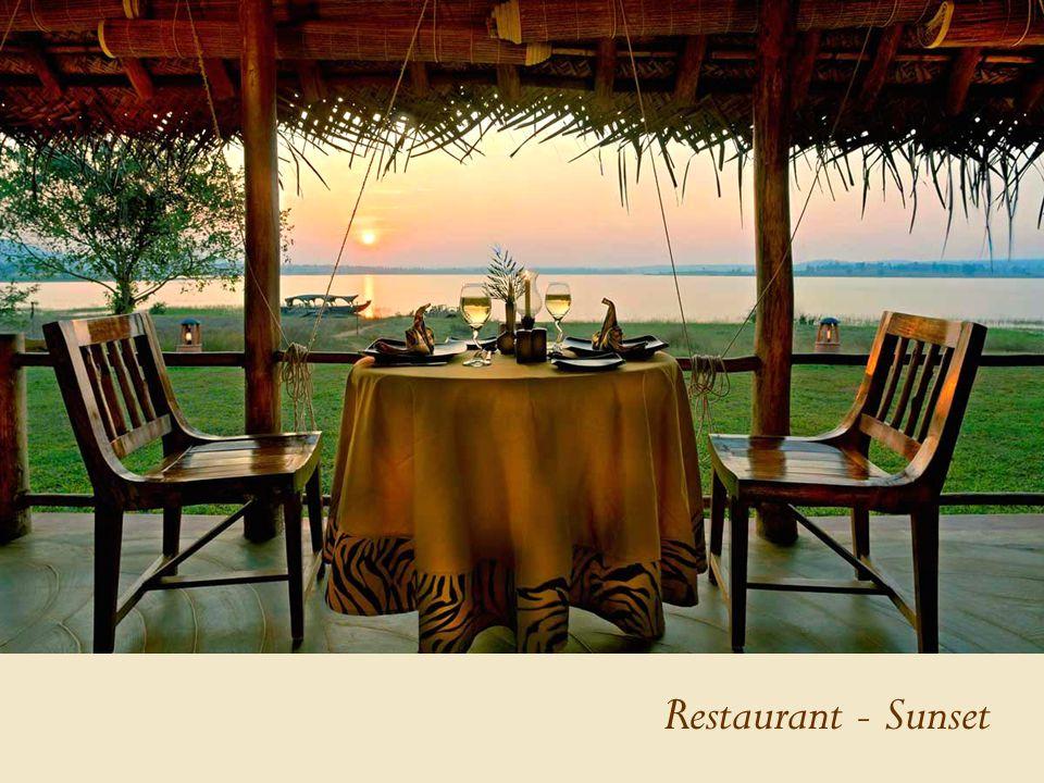 Restaurant - Sunset