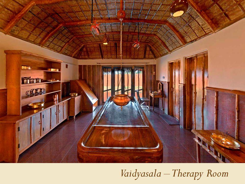 Vaidyasala – Therapy Room