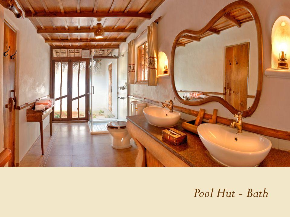 Pool Hut - Bath