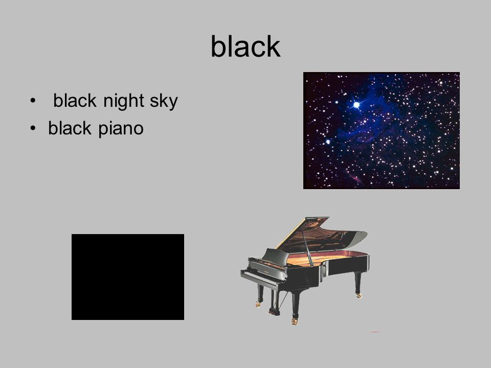 black black night sky black piano