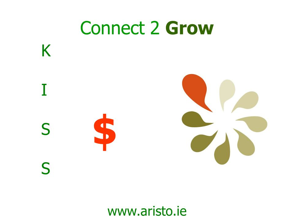 www.aristo.ie Call for Action! What do you want and why? Close: Remind us how we are better