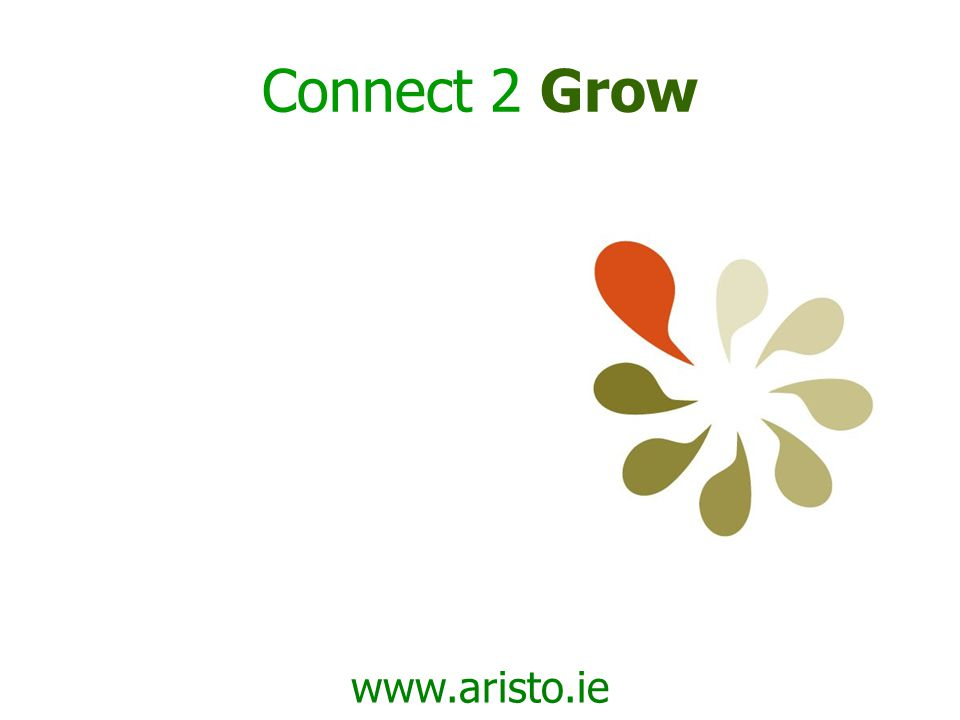 www.aristo.ie 'Create Winning Pitches'. ( Be Open & Innovative ) Andrew C.