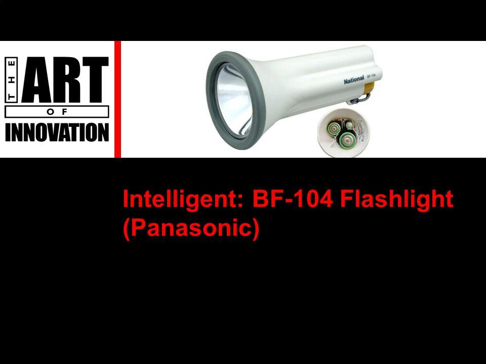 Intelligent: BF-104 Flashlight (Panasonic)