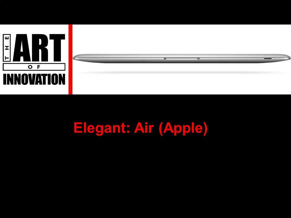 Elegant: Air (Apple)