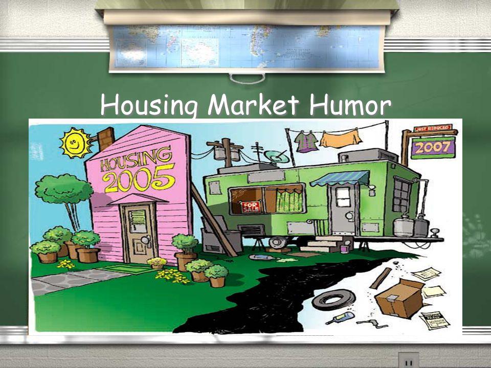Housing Market Humor