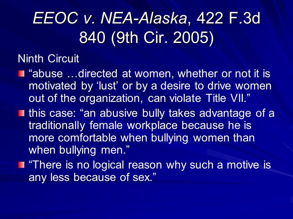 EEOC v.NEA-Alaska, 422 F.3d 840 (9th Cir.
