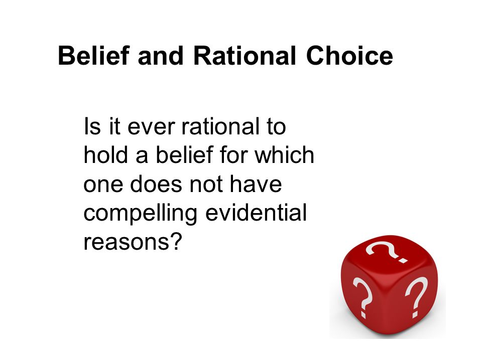Rational Decision-Making