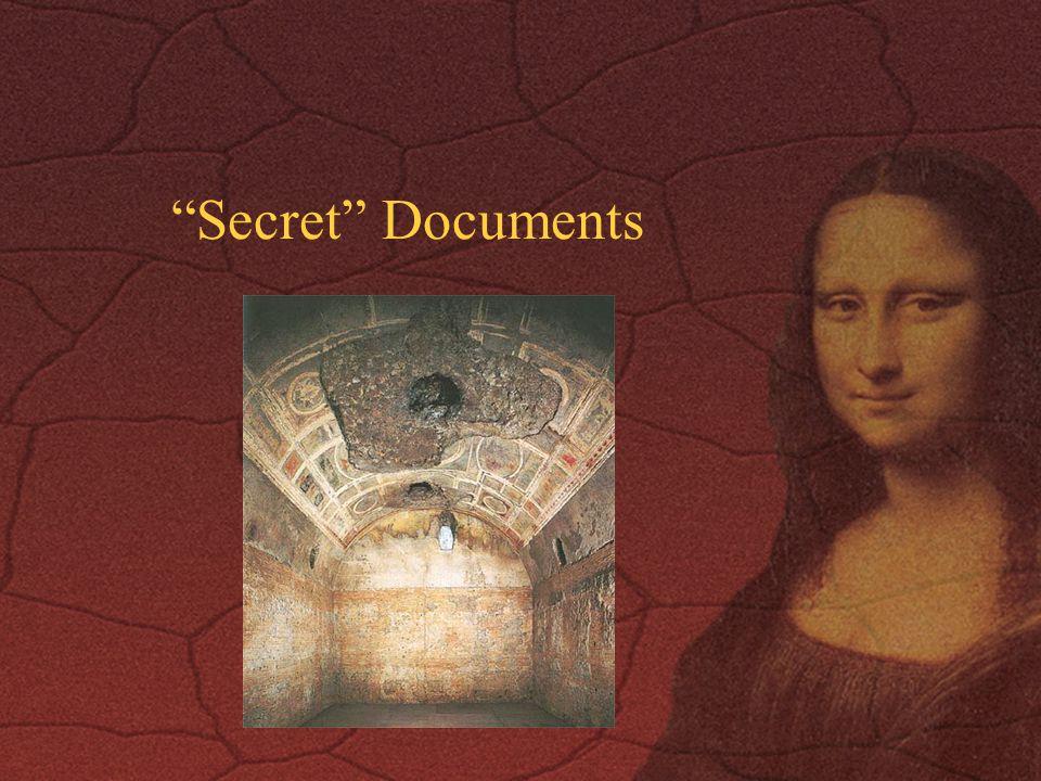 """Secret"" Documents"