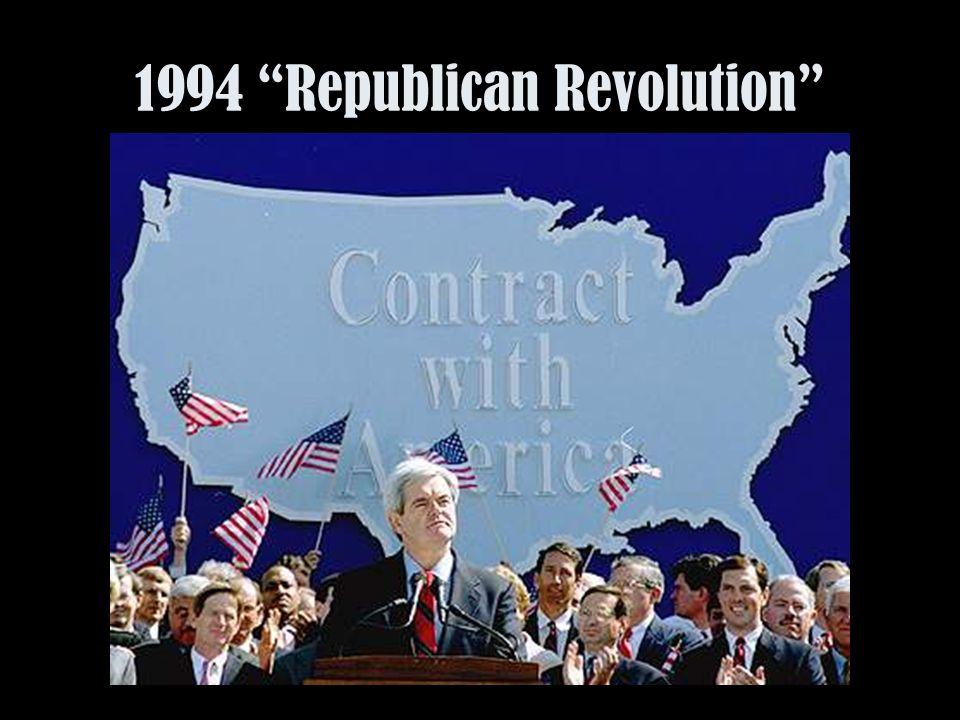 1994 Republican Revolution
