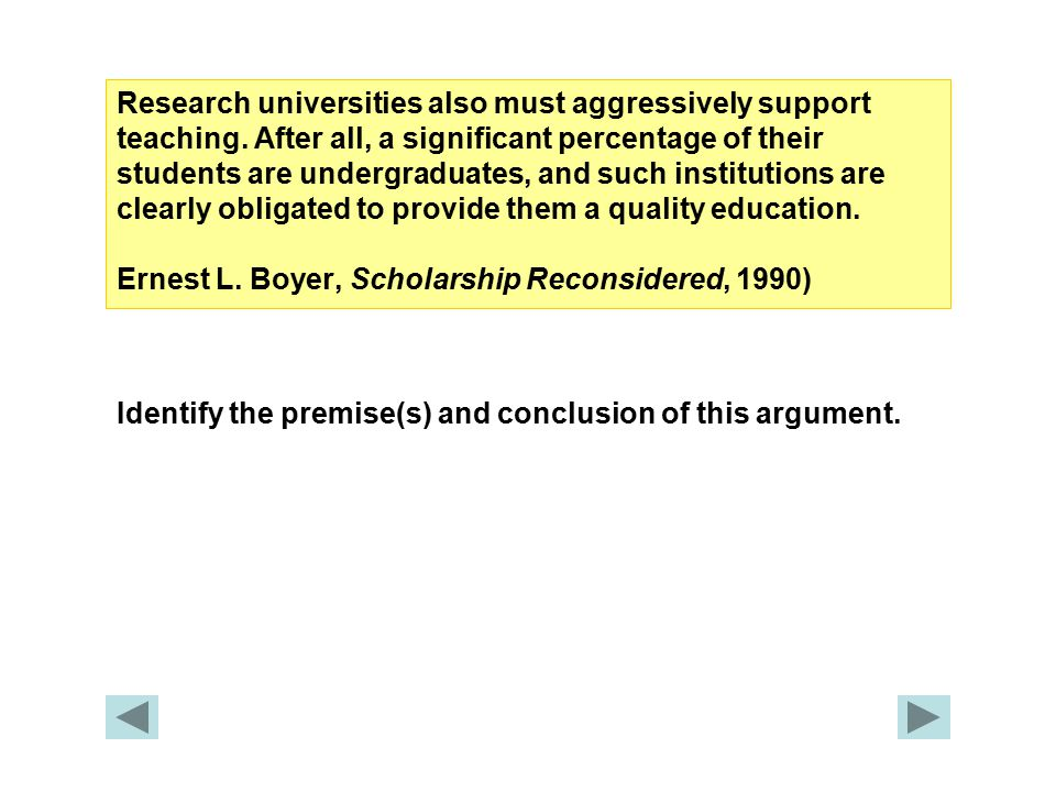 Research universities also must aggressively support teaching.
