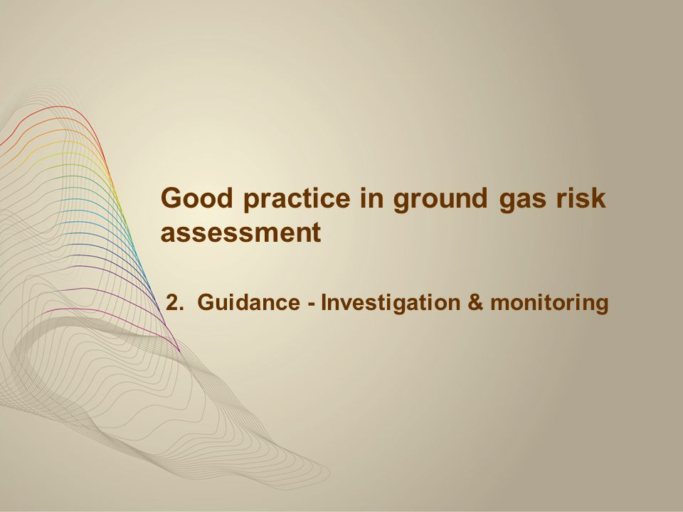 Risk assessment tools BS8485.