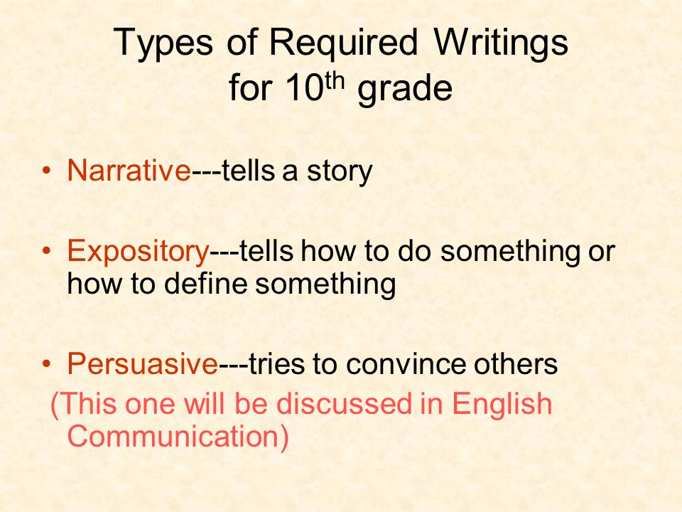 Tips (cont.) When you begin writing, don't forget to have a solid INTRODUCTION with all the parts (hook, background, thesis) If you finish early, PROOFREAD what you wrote.