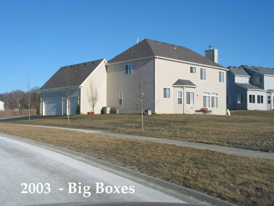 2003 - Big Boxes