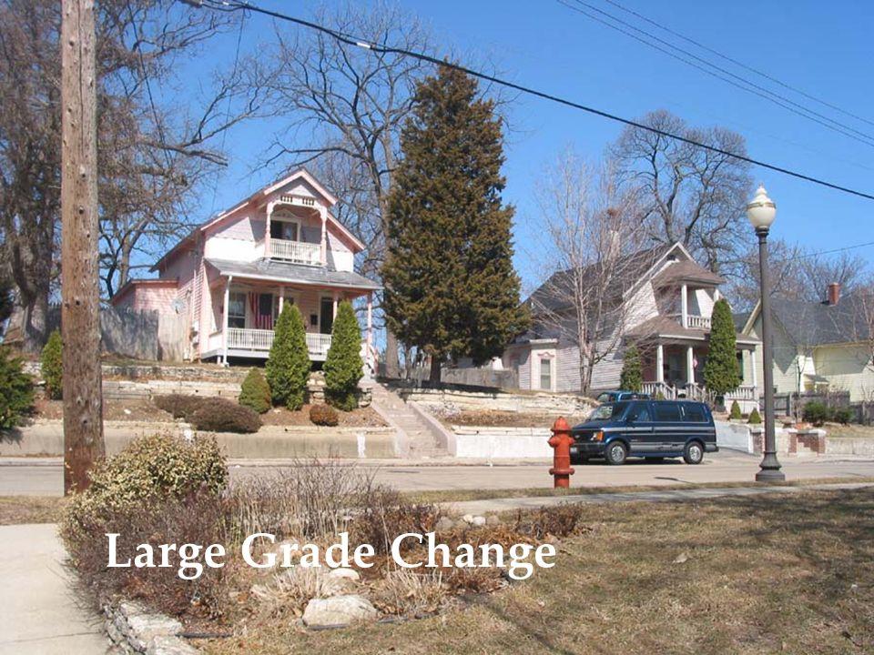 Large Grade Change