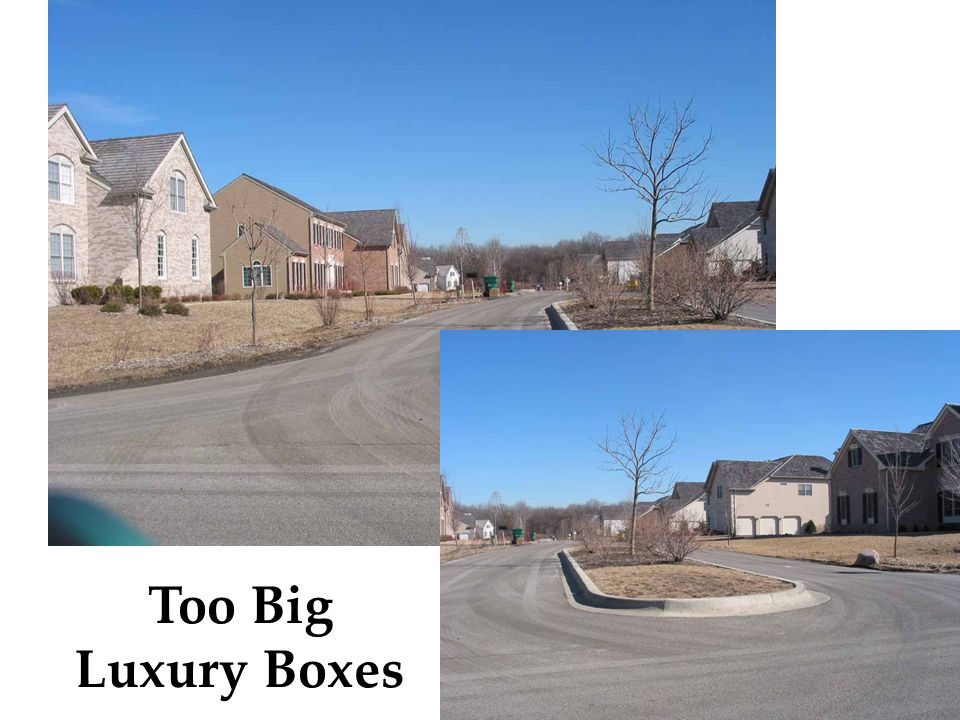 Too Big Luxury Boxes