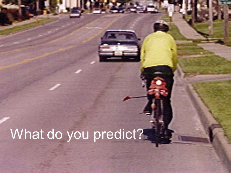 What do you predict?
