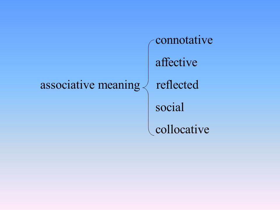 Social meaning is that which a piece of language conveys about the social circumstances of its use.