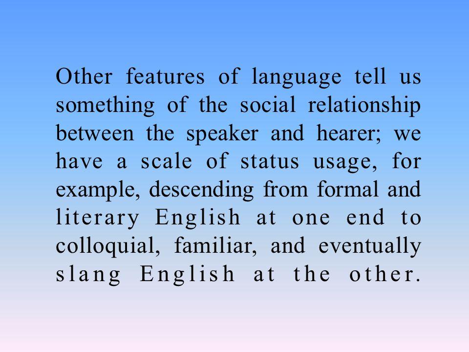 新加坡英语的典型特征之一表现在对 la 的使用上。 (1) 表达一种 显而易见 的事实,例如: No need to count la.