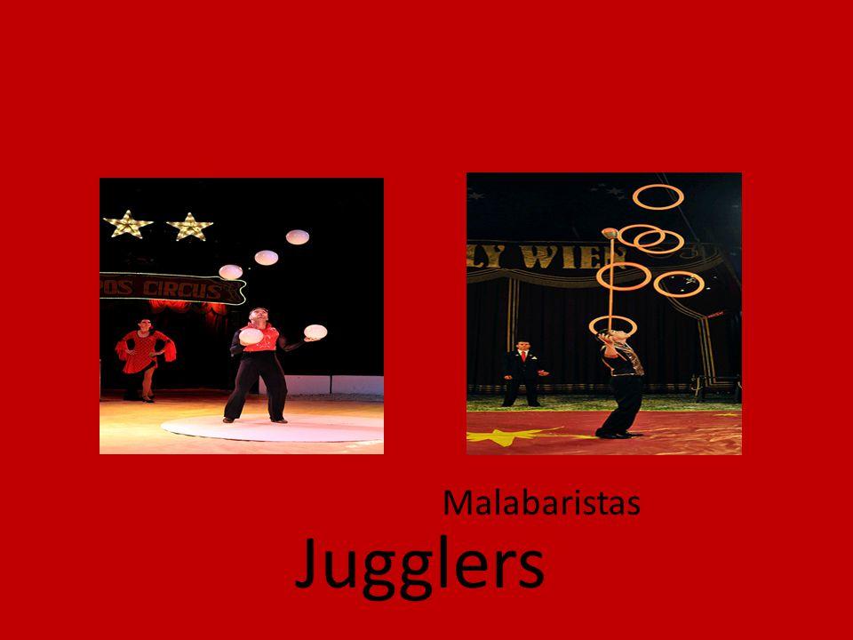 Jugglers Malabaristas