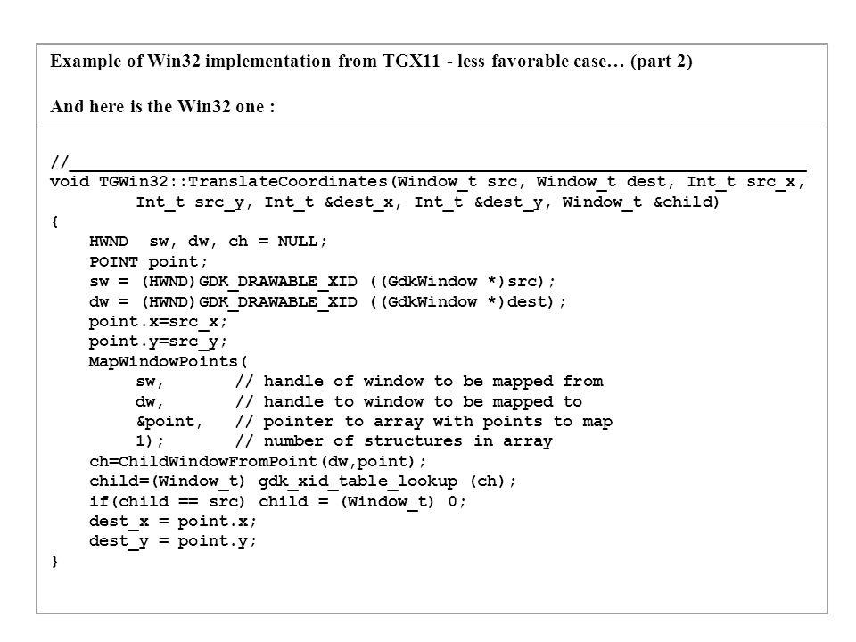 Actual Status Dialog screenshot (from guitest)