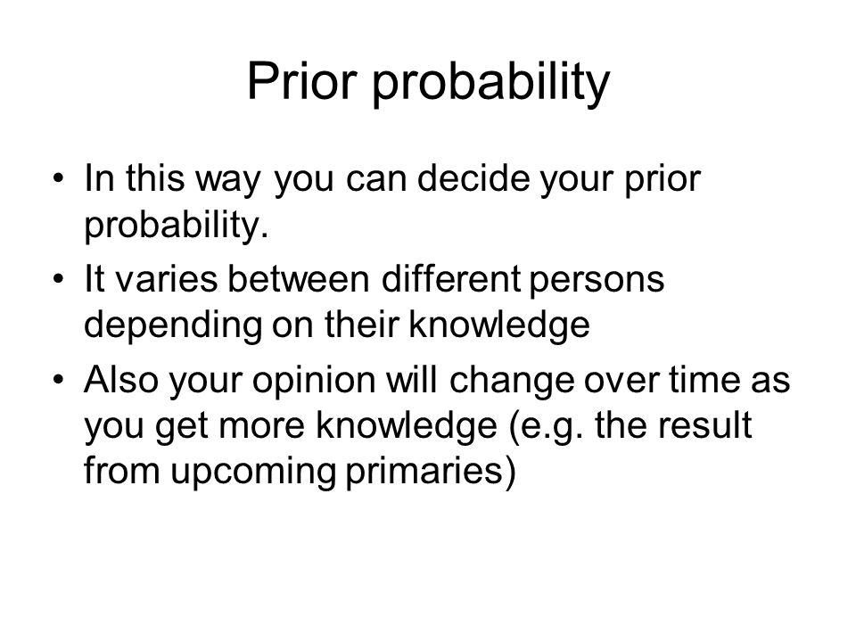 Laplace definition. All outcomes are equally probable if there is no information to the contrary .