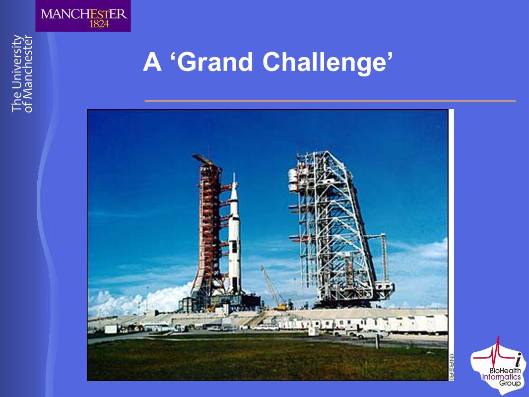 A 'Grand Challenge'
