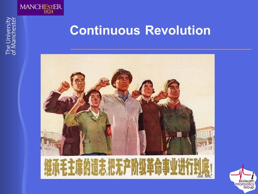 Continuous Revolution