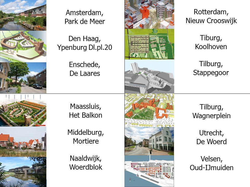 9 ERES 2012 – #211 – E.W.T.M. Heurkens | 22 Amsterdam, Park de Meer Den Haag, Ypenburg Dl.pl.20 Enschede, De Laares Maassluis, Het Balkon Middelburg,