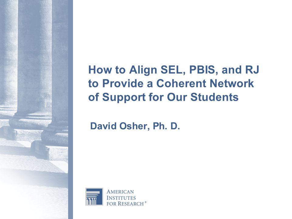 David Osher, Ph.D.