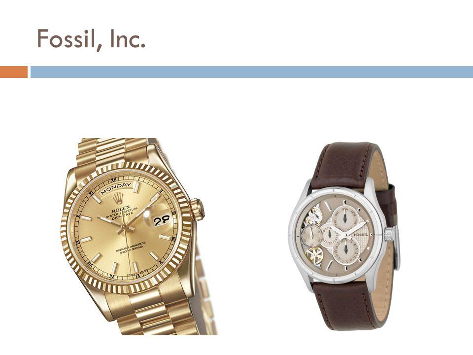 Fossil, Inc.