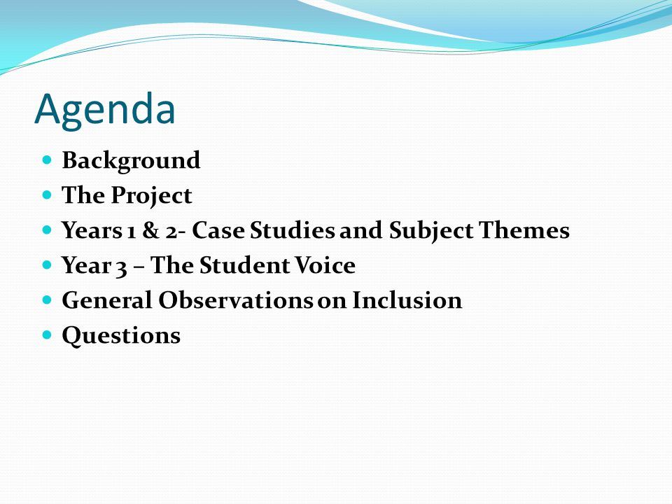 Background Internationalisation of HE Equality Act 2010 Reasonable adjustments Promote equality of opportunity Promote understanding between groups Scottish Funding Council priority