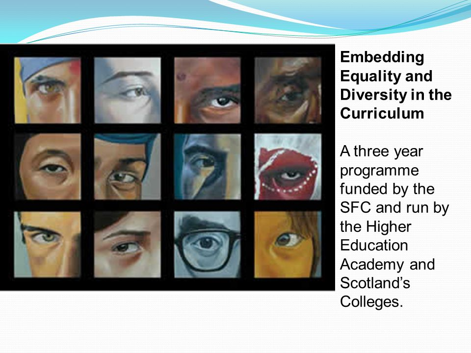Years 1 & 2 Individual Academic Members of Staff Departments / Discipline Groups Institutional Level Work
