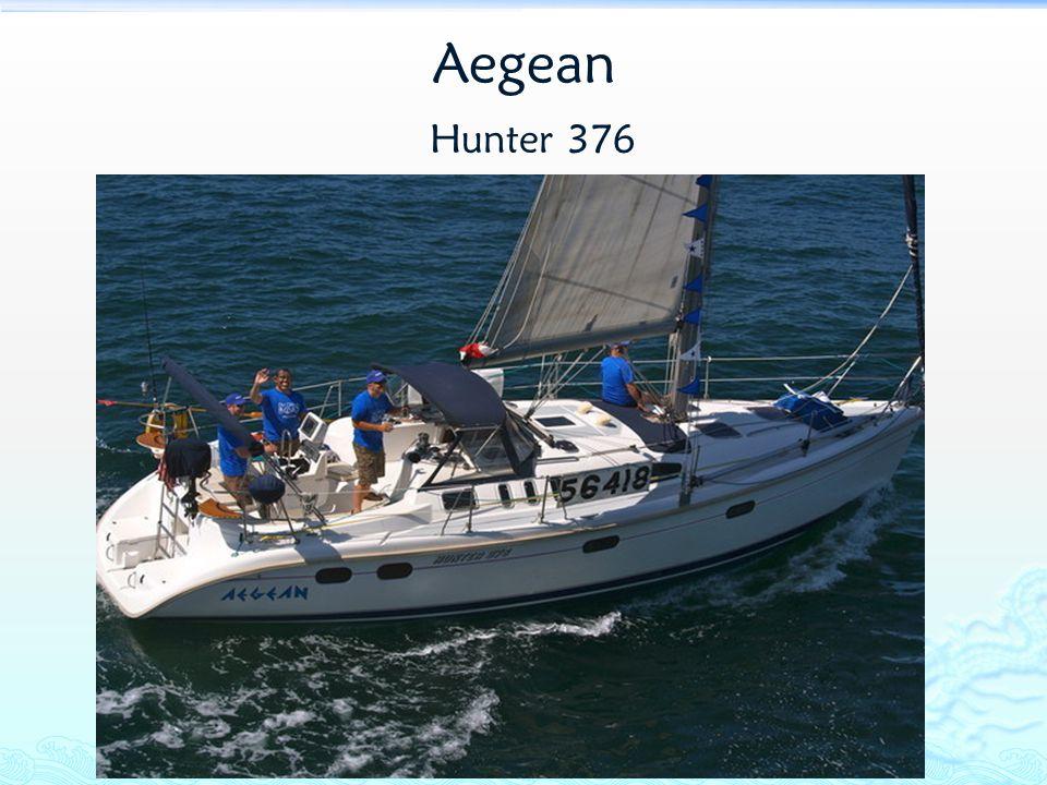Aegean Hunter 376
