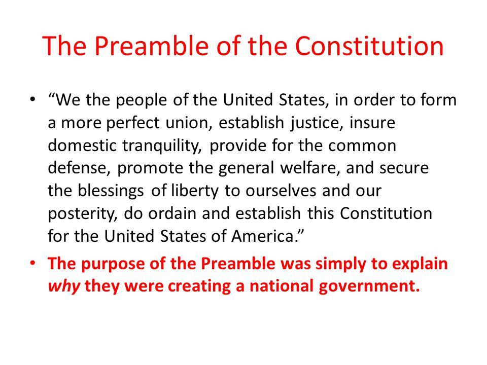 Federalists v.