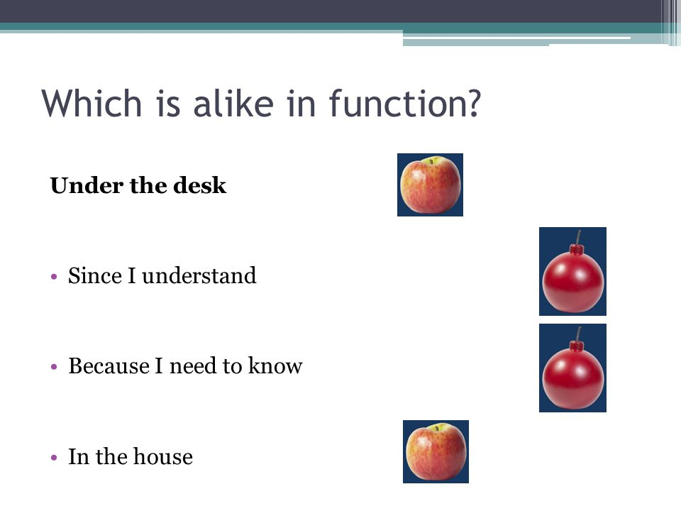Which is alike in function? Jumping To play Kidding Joke