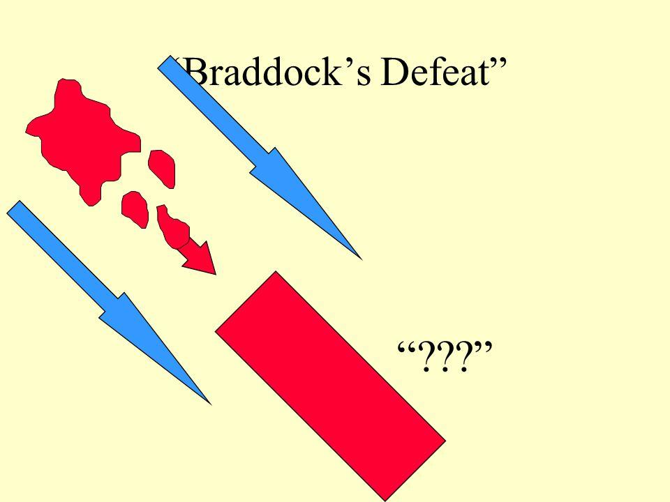 """Braddock's Defeat"" ""???"""