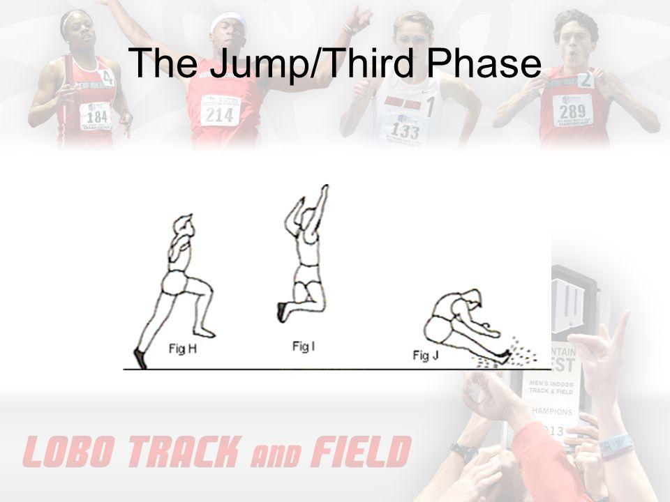 The Jump/Third Phase