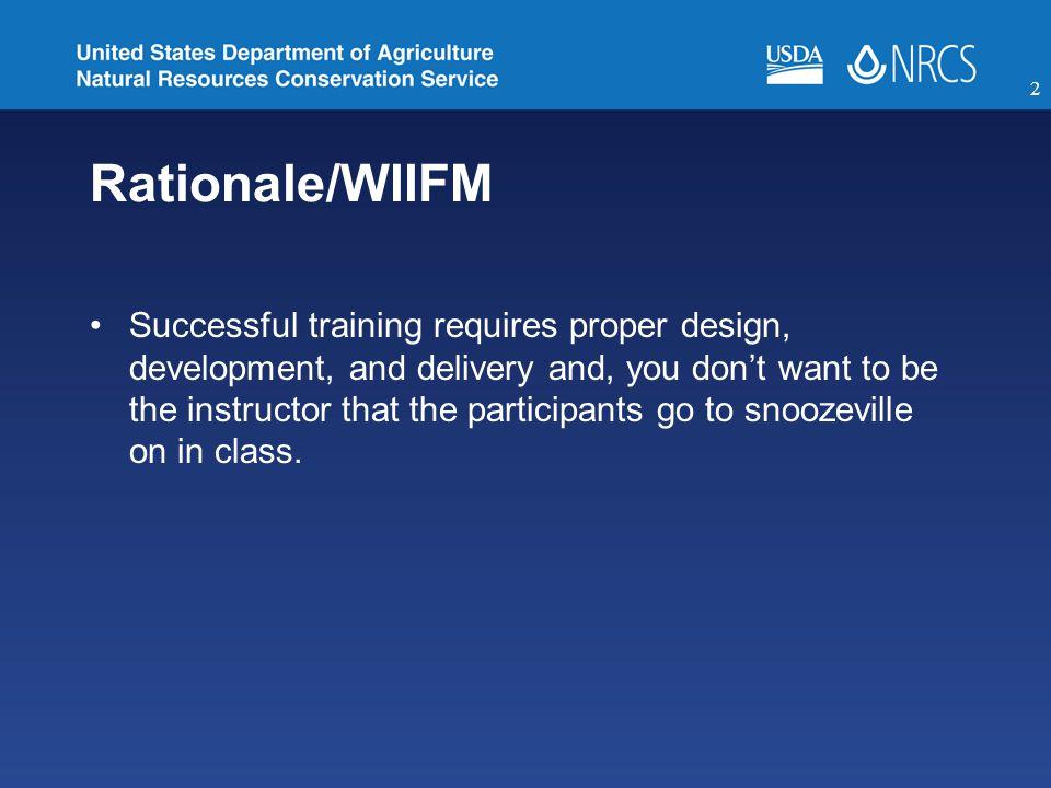 Instructional development 33