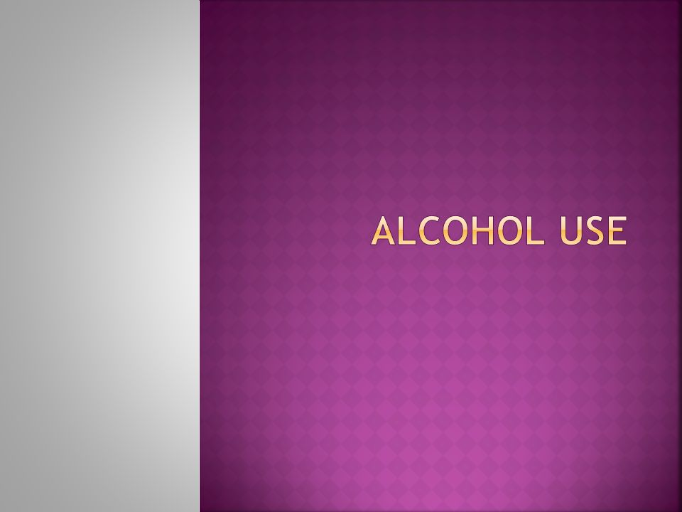  High risk sexual behavior  Use of alcohol  Use of other drugs