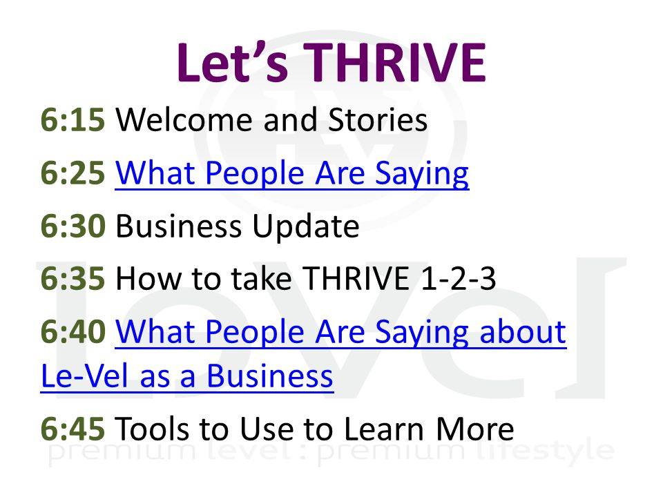 REWARDS/COMPENSATION BEST EXPLANATION IS ON WEBSITE http://courage2believe.le- vel.com/Rewards/Compensation AGAIN – NOTE – Always send someone to YOUR replicated website.