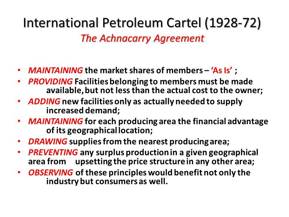 Periodization of Petroleum I.The Era of Colonial Oil Concession Periodization of Petroleum I.