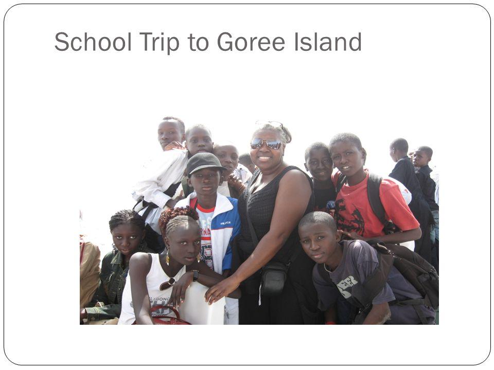 School Trip to Goree Island