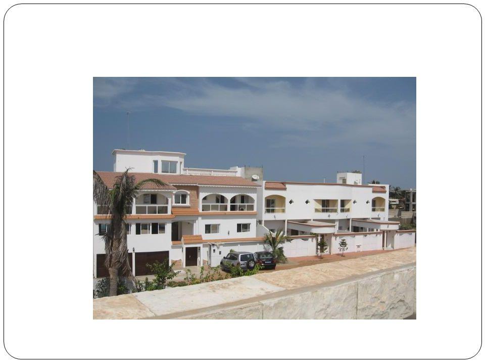Apartments in Senegal
