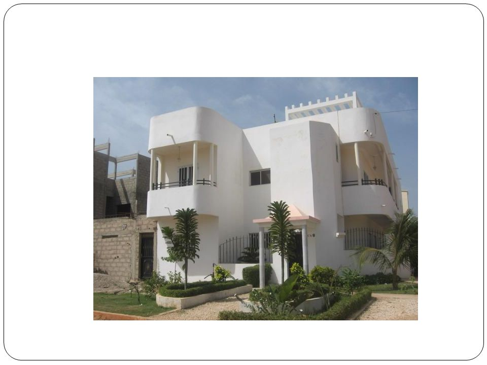 Homes in Senegal