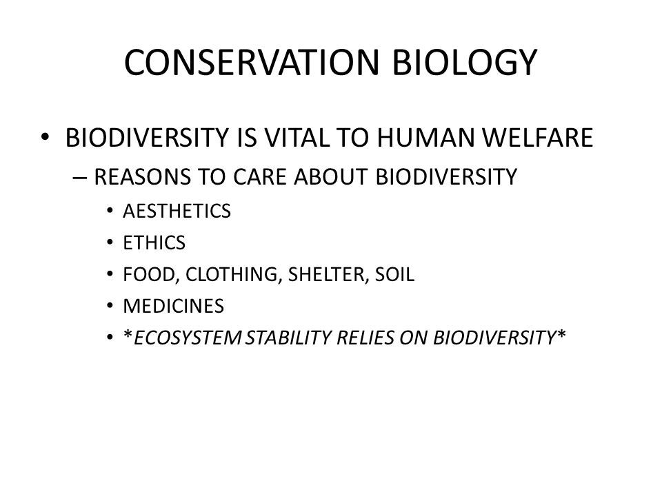 CONSERVATION BIOLOGY TECHNOLOGY AND THE POPULATION EXPLOSION COMPOUND OUR IMPACT ON HABITATS AND OTHER SPECIES – DEVELOPED NATIONS CONSUME FAR MORE RESOURCES PER PERSON (PER CAPITA); OVERCONSUMPTION