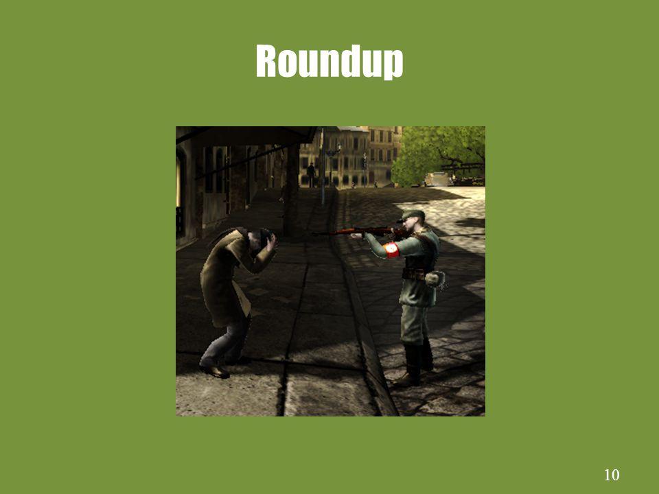 10 Roundup