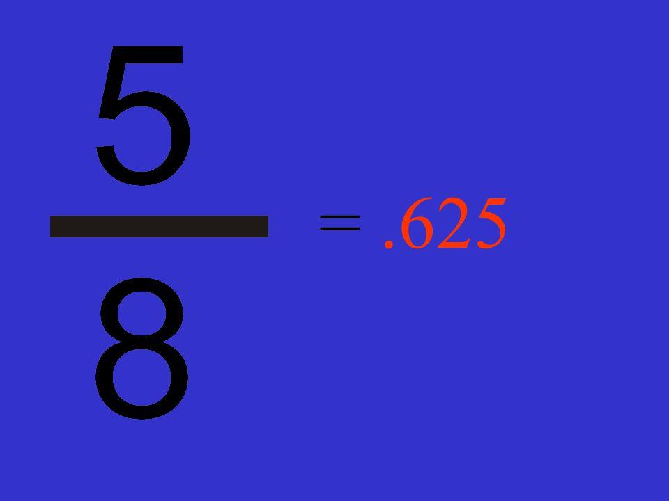 =.625