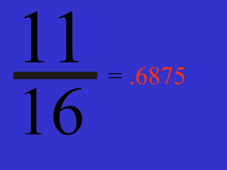 =.6875