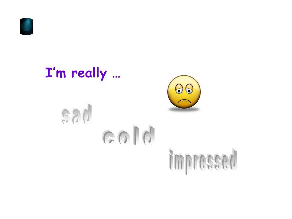 I'm certainly …